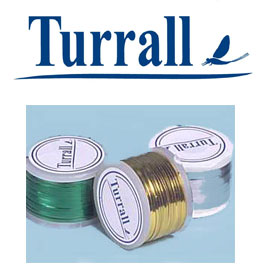 Turrall Threads Flosses Tinsels and Wax