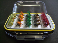 Turrall Fly Pod and Fly Selections