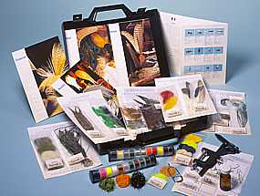 Turrall Fly Tying Kits