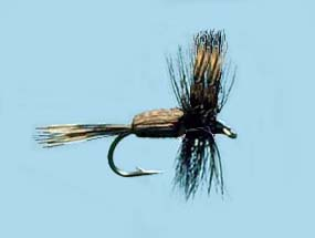 Turrall Hair Bodied Dry Flies
