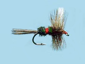 Turrall Wulff Dry Flies