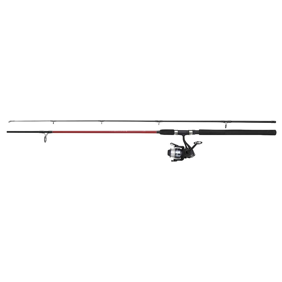 DAM Fighter Pro Spin 270 15-40g Rod complete with DAM Fighter Pro 40FD Reel with line