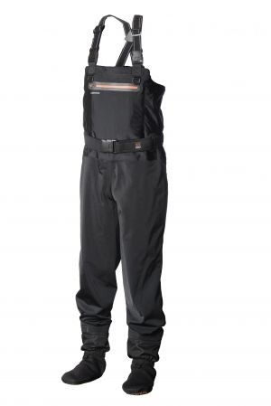 Scierra X-Stretch Chest Waders Stocking Foot Size Large