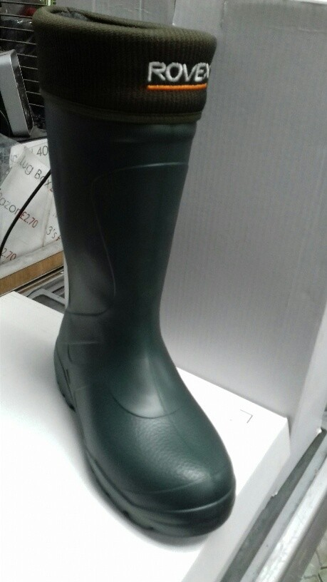 New Rovex Arctic Thermal Boots