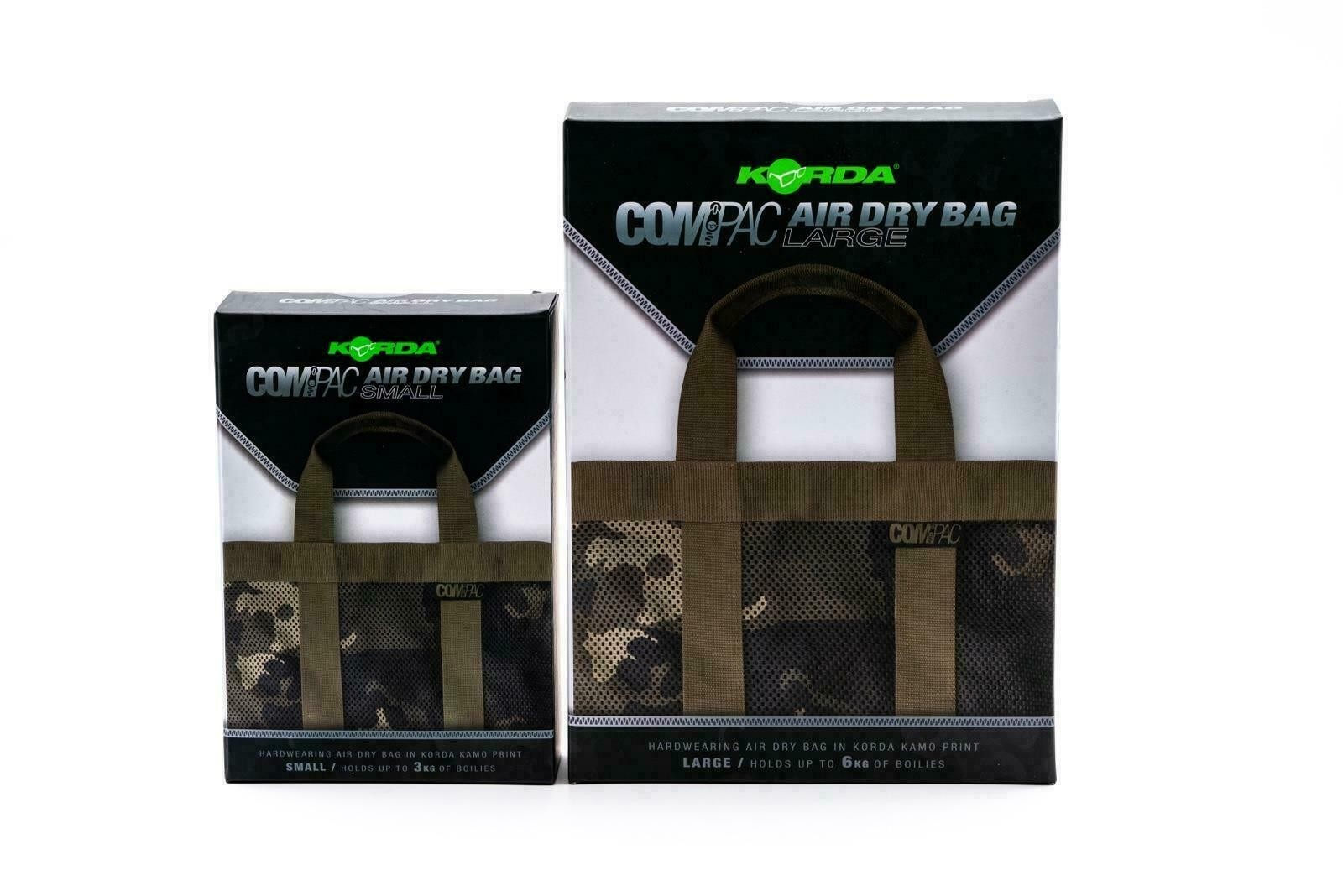Korda Compac Air Dry Bag Large
