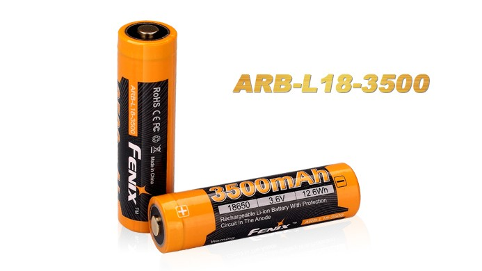 Fenix ARB-L 18-3500 Battery