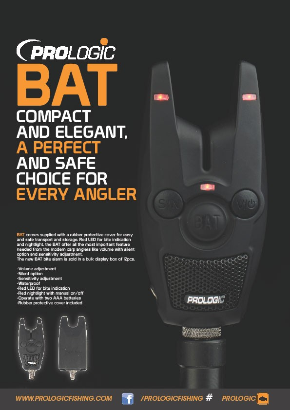 Prologic Bat Bite Alarm