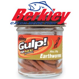 Berkley  Gulp  Earthworms