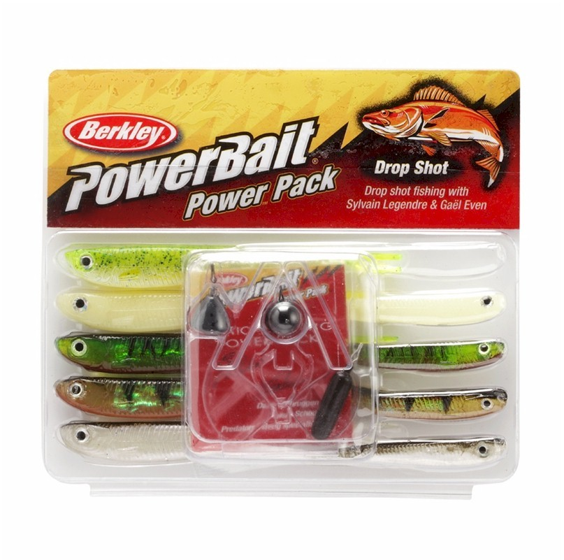 Berkley Powerbait Power Pack Drop Shot