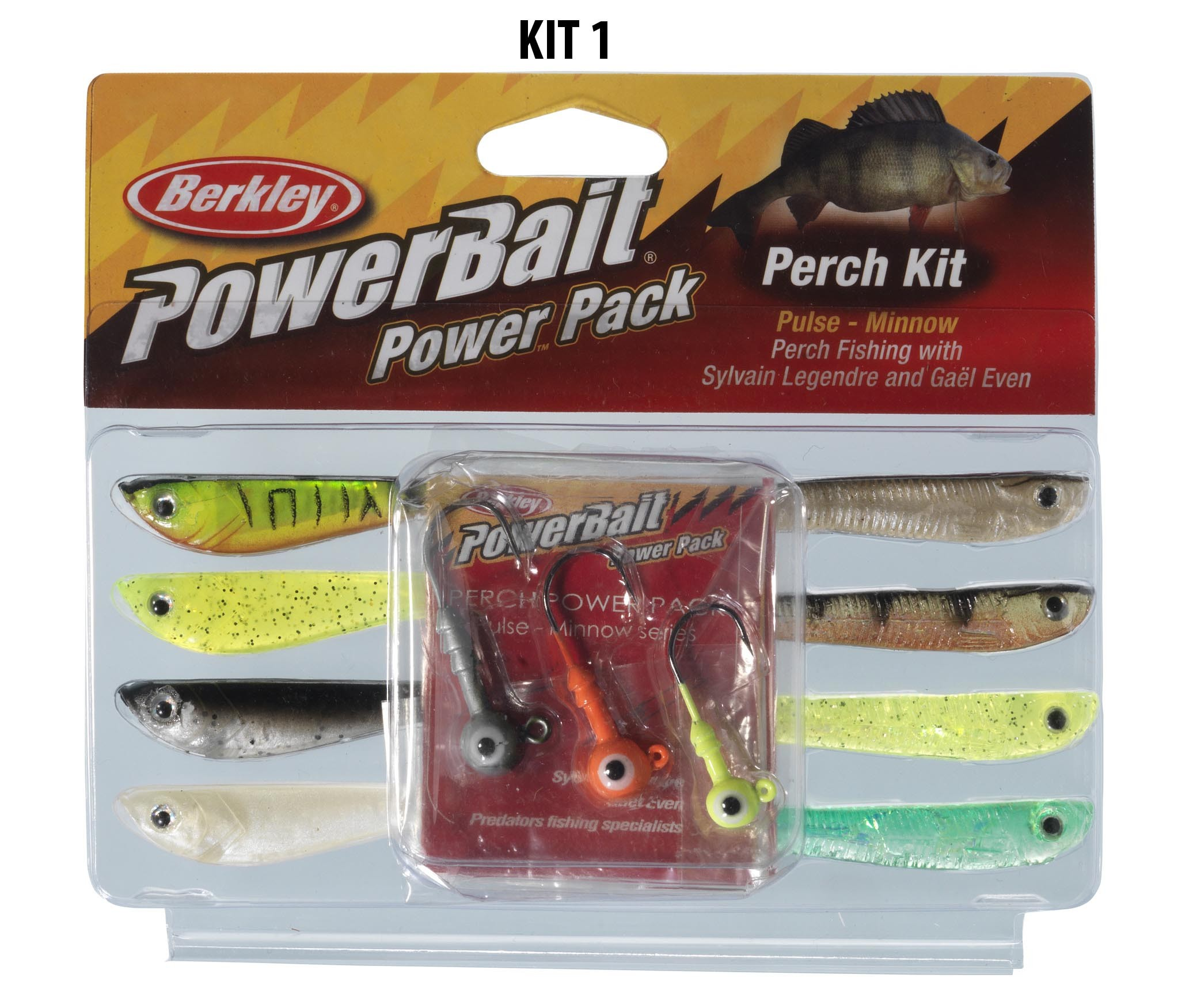 Berkley Powerbait Power Perch Kit