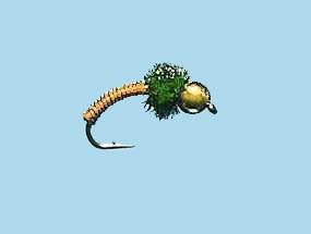 Turrall Bead Head Brassie Copper
