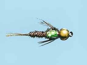 Turrall Bead Head Pheasant Tail Flash Back