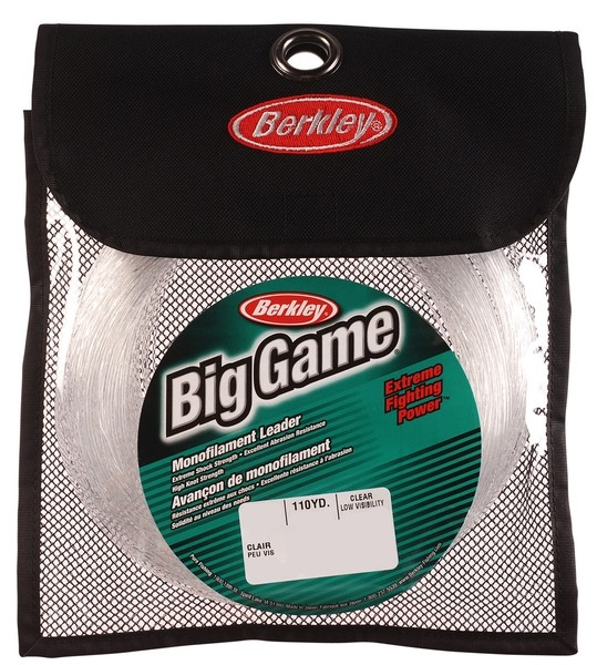 Berkley Trilene Big Game Mono Leader