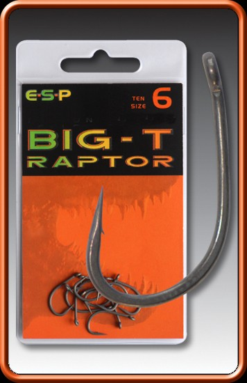 ESP Big-T Raptor Barbed