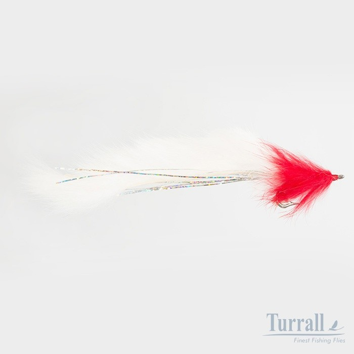 Turrall Bunny Red Pike Fly