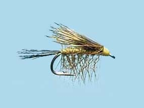 Turrall Caddis (Sedge) Buck Caddis Light - Size 14