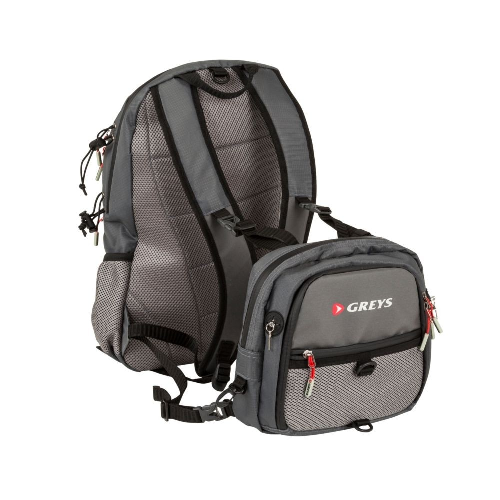 Greys Chest Back Pack
