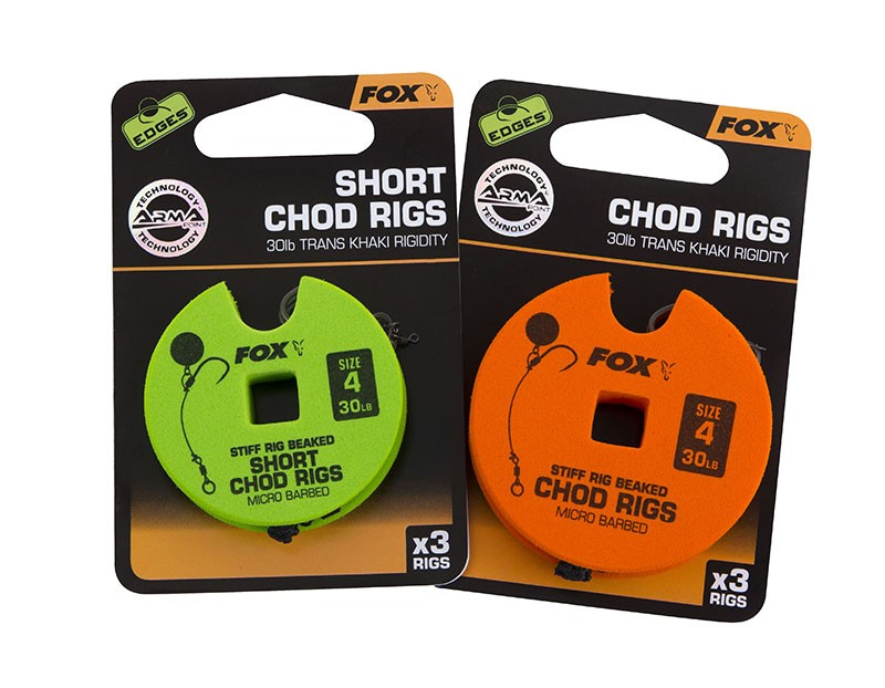 Fox Edges Chod Rigs