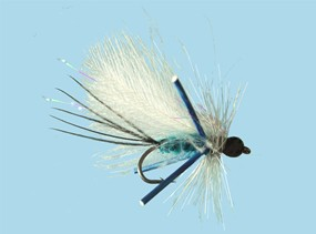Turrall Adult Blue Damsel Deep Diving Size 10
