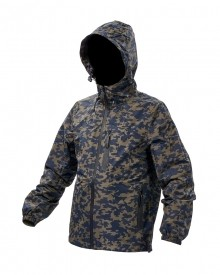 Daiwa Camo Zipper Jacket
