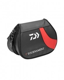 Daiwa Tournament Reel case red & black