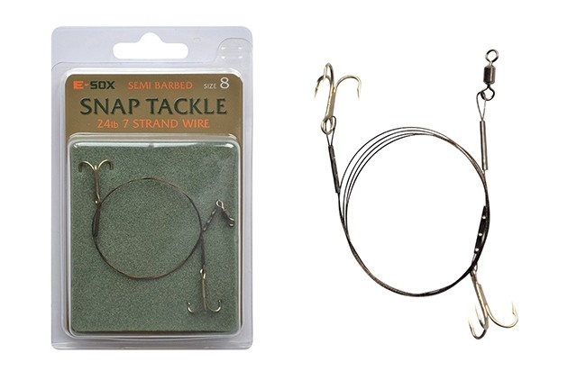 E-Sox Snap tackle predator trace
