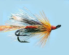 Turrall Double Salmon Allys Shrimp Red