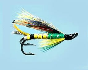 Turrall Double Salmon Green Highlander