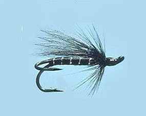 Turrall Double Salmon Stoats Tail