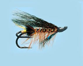 Turrall Double Salmon Thunder & Lightning