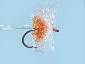 Turrall Egg Flies Nuke Egg Orange - Size 10