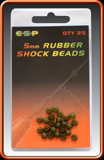esp rubber shock bead
