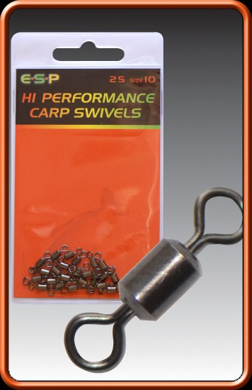 Hi performance Swivels