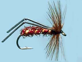 Turrall Flexi-Hopper Red Size 12