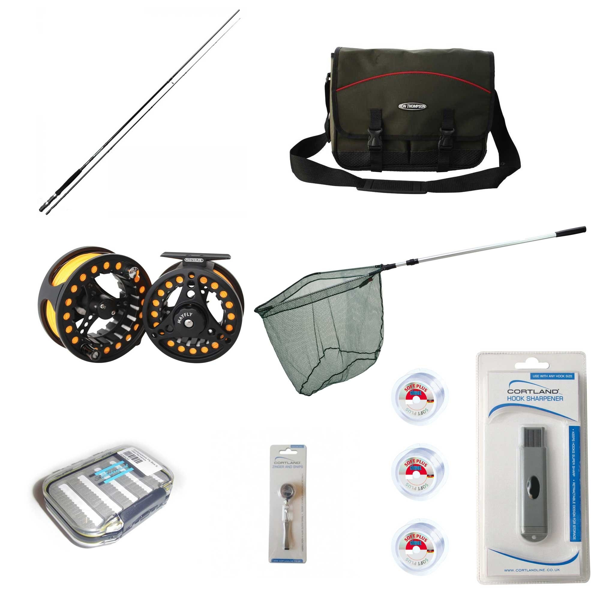 Deluxe Fly Kit
