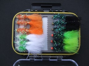 turrall fly pod fritz lures