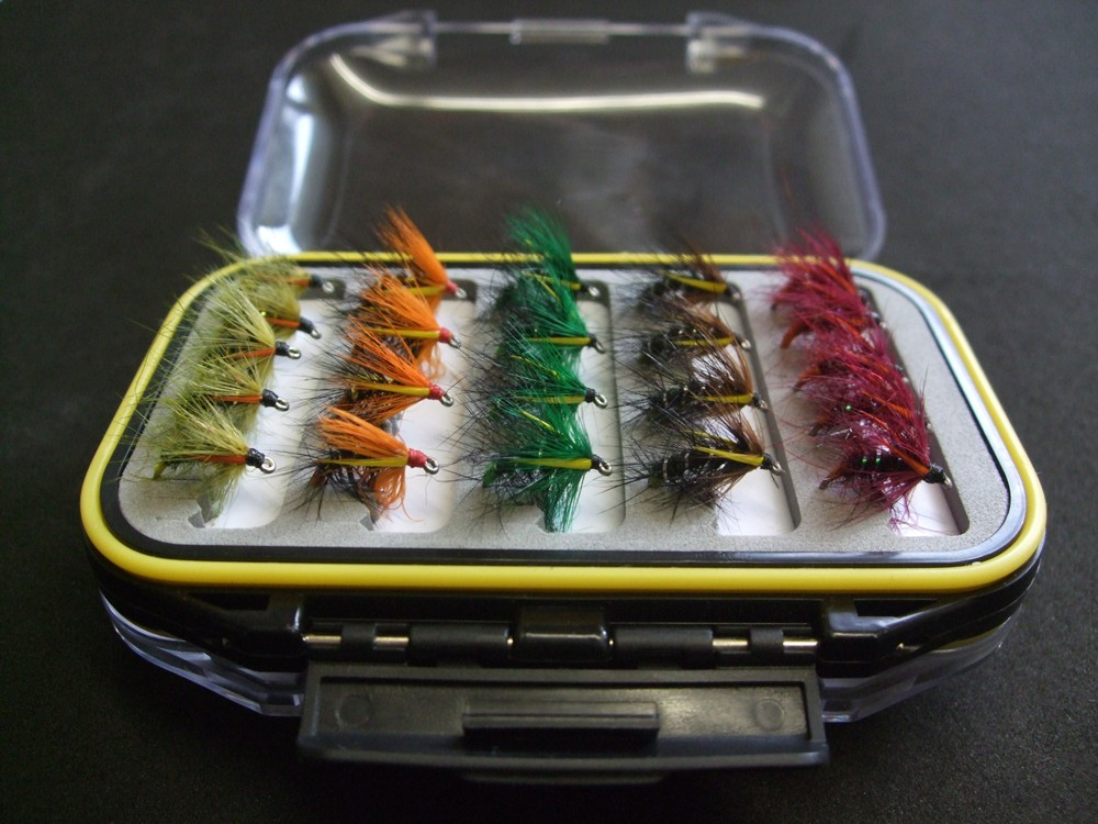 Turrall Snatchers Fly Pod