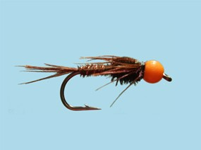 Turrall Hot Heads Pheasant Tail Size 12