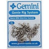 Gemini Genie 100lb Power Swivels