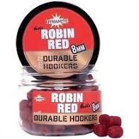 Dynamite Robin Red Soft Durable Hookers 8mm