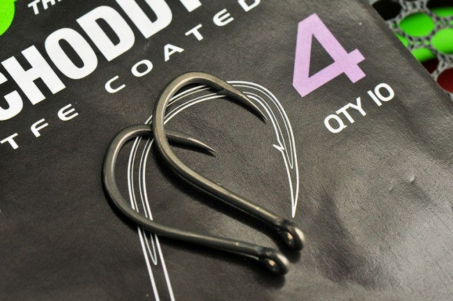 Korda Choddy Barbless Hook