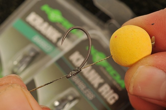 Korda Krank Rig Barbless Hook