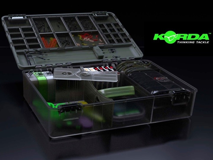 Korda Tackle Box(contents not included)