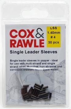 Cox & Rawle Single Leader Sleeves