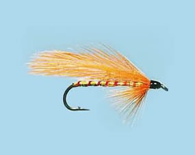 Turrall Streamer / Lure Whiskey Fly - Size 8
