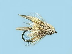 Turrall Mini Muddler Minnow Size 12