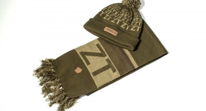 Nash Zero Tolerance Hat & Scarf Set