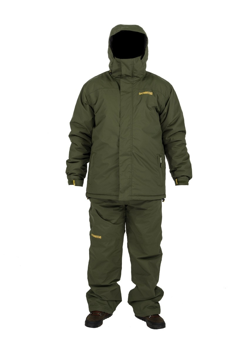 Navitas All weather Suit Green