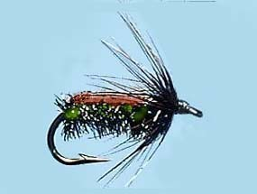 Turrall Standard Nymph Coch-Y-Bondhu Beetle Size 12