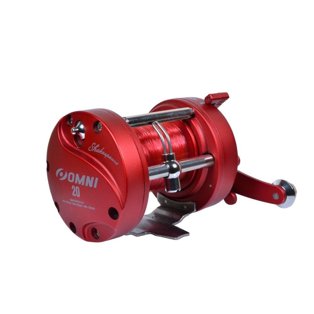 Shakespeare Omni Uptide rod & Reel Combo